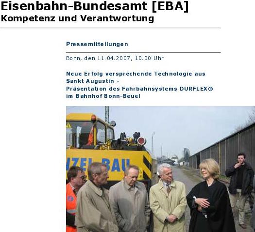 Pressemitteilung Eisenbahn-Bundesamt [EBA]