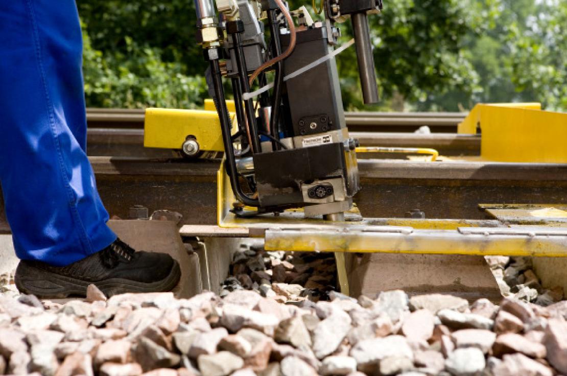 HENNECKE PRESSEBERICHT – Ausgezeichnete Innovation mit Maschinentechnik von Hennecke – das Gleisoberbausystem DURFLEX®